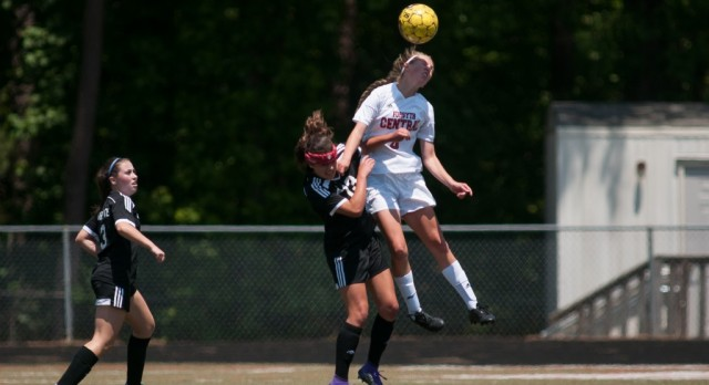 Girls Soccer Falls Just Short