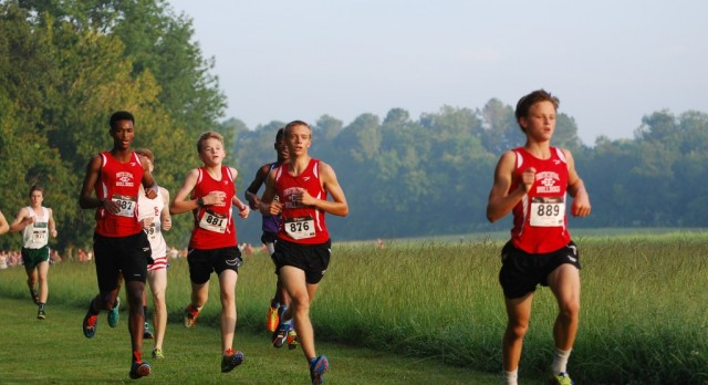 Cross Country Opening Meet