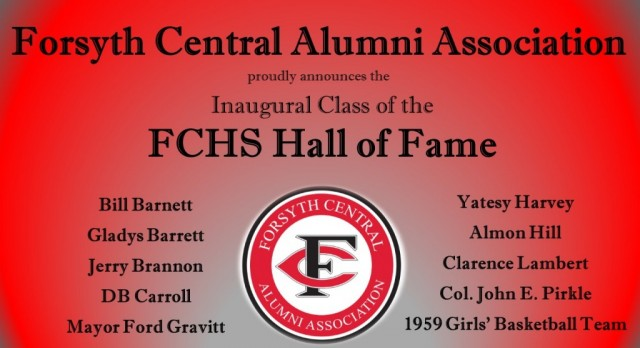 Hall Of Fame Ceremony