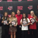Student-Athletes of the Month