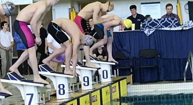 State Swim Championship