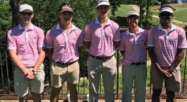 Boys Area Golf