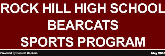 Sports Program Advertisements