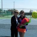 2014 Girls Tennis Senior Night