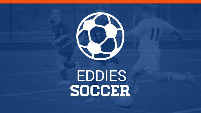 Eddies open soccer season with a W
