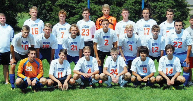 Eddies soccer advances to Wolverine Conference semi-final