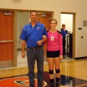 2014 volleyball senior night