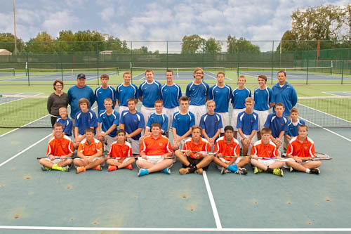 Tennis: Regional Tournament Info