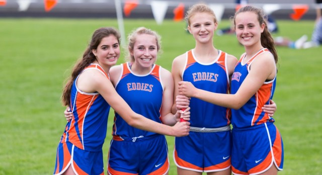 Track athletes qualify for MHSAA Track & Field Championships