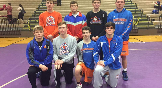8 wrestlers advance in MHSAA individual tournament