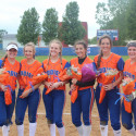 2017 Softball Senior Night