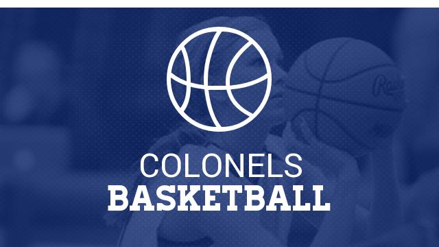 Lady Colonels Basketball Camp Dates