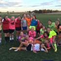 15-16 JH Girls Soccer Season