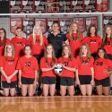 16-17 8th Volleyball