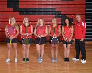 16-17 Fall Varsity Tennis