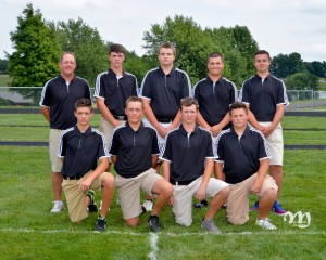 16-17 Varsity Golf