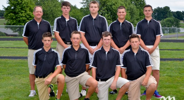 Sectional Golf Results 9/27