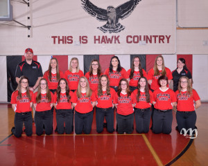 16-17 Varsity Softball