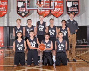 15-16 8th Boys Basketball