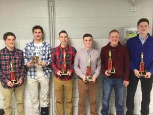 15-16 Boys BKB Award Night