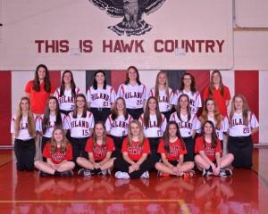 15-16 Varsity Softball