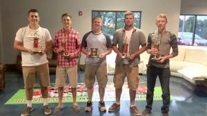 15-16 Baseball Award Winners