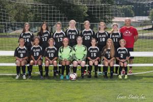 17-18 MS Girls Soccer
