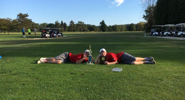 MS Hiland Golfers Fly High in IVC Post-Season