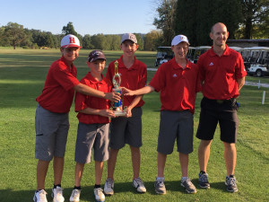 MS Golf IVC Champs 1718