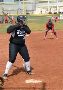 Sara Robinson softball 2