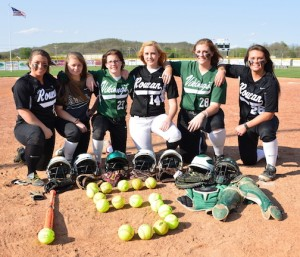 softball seniors 2015
