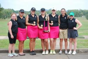 Girls Golf Eagle Trace