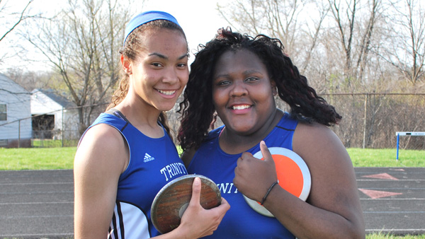 Daija Young Wins State Title