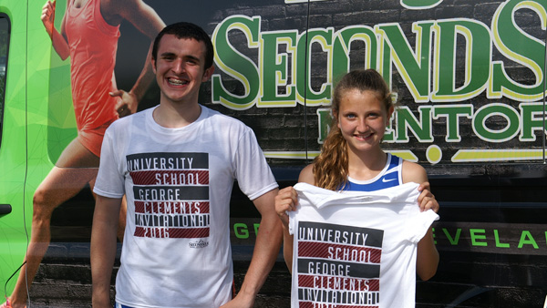 Jefferson & Sparks Place at US Meet