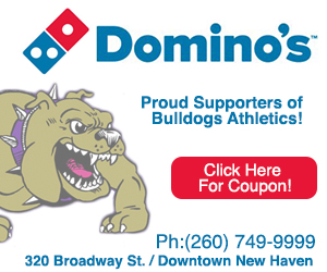 Dominos New Haven - Gold A