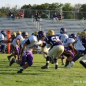 Photos of Varsity Football Scrimmage vs. Angola