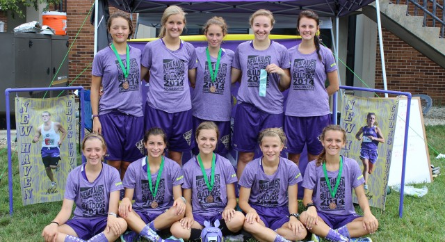 Cross Country Team Off to Fast Start
