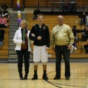 Boys Basketball Sr. Night Photo's by Liz Salerno