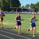 Cross Country at Columbus Grove