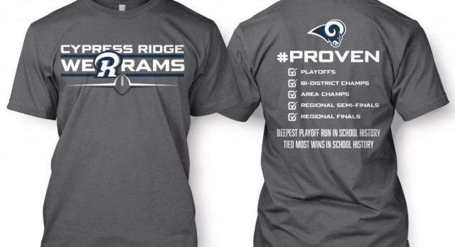 "WE ""R"" RAMS/ #PROVEN"