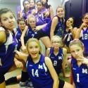 Miller 7th Grade Volleyball