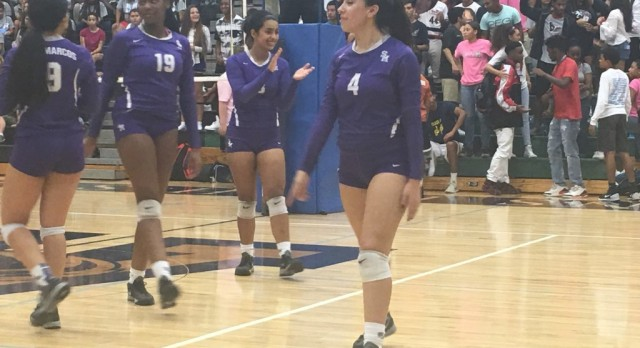 Lady Rattlers Sweep Akins in First District Match