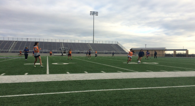 Lady Rattlers show out in Brenham Cup