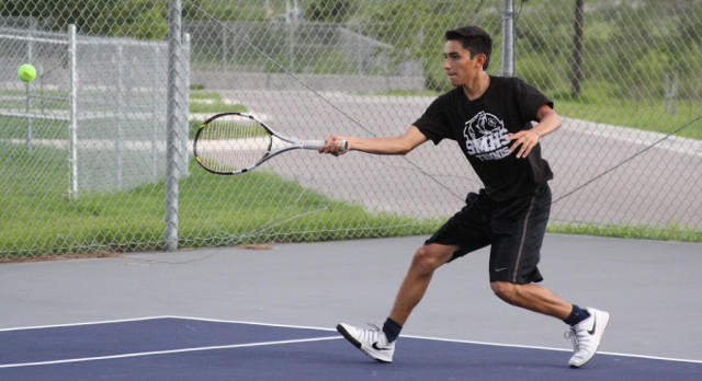 Rattler Tennis Prepares For Spring Season