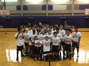 Basketball Camp Gallery