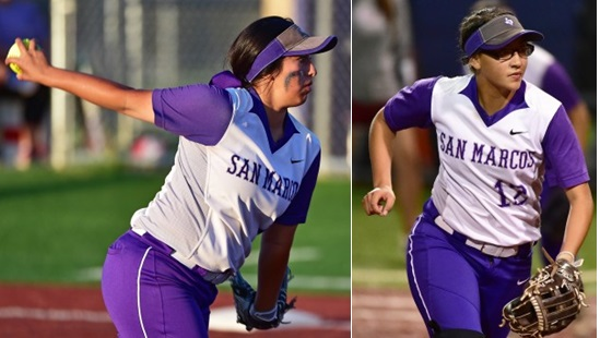 Bosquez & Lantigua Named TXSWA All-State