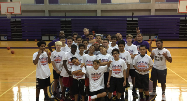 The Future Looks Bright for Rattler Basketball