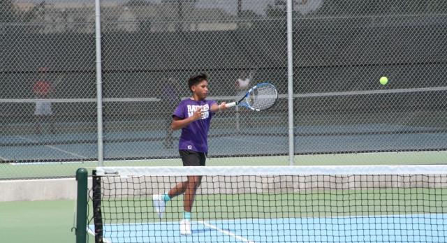 Rattler Tennis Varsity Roster