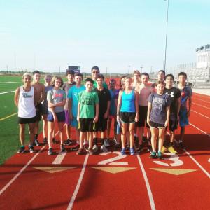 2017 Runnin Rattlers Summer Training