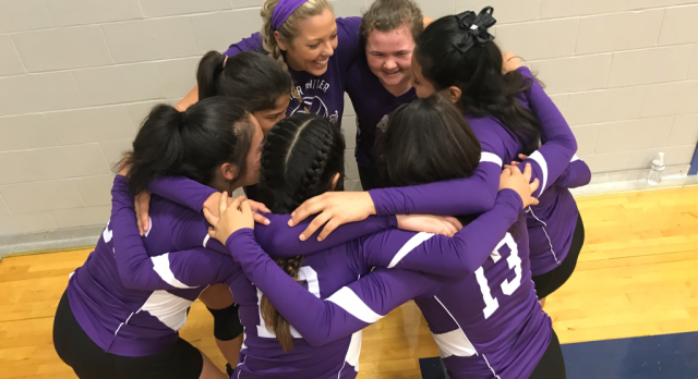 Miller Shines at Hays Classic Volleyball Tournament